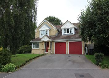 Thumbnail 4 bed detached house for sale in Lanhill View, Chippenham