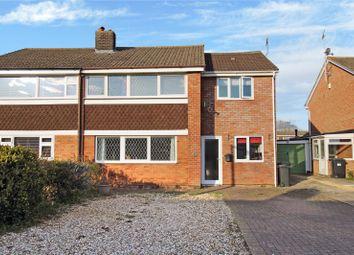 Linnetsdene, Covingham, Wiltshire, Swindon SN3. 4 bed semi-detached house for sale