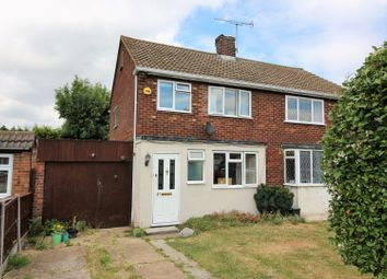 Thumbnail 3 bed semi-detached house for sale in Dorothy Gardens, Benfleet