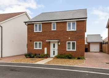 Thumbnail 4 bed detached house for sale in Osprey Crescent, Wymondham