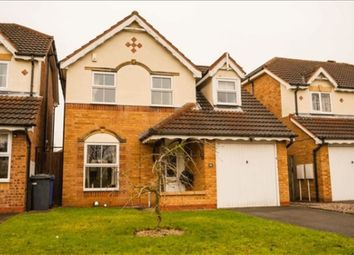Thumbnail 3 bed detached house to rent in Fairway, Branston, Burton Upon Trent, Staffordshire