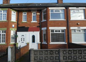 Thumbnail 3 bedroom terraced house to rent in Shaftesbury Avenue, Hull, East Riding Of Yorkshire
