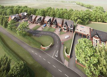 4 bed detached house for sale in Plot 5, St Davids Park, Cramlington NE23