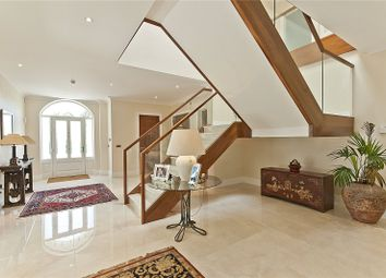 Thumbnail 5 bed detached house for sale in Kingswood Warren Park, Woodland Way, Kingswood, Surrey