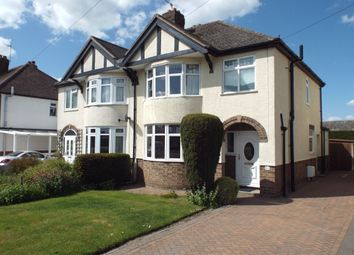 Thumbnail 3 bed semi-detached house for sale in Cheltenham Road, Evesham