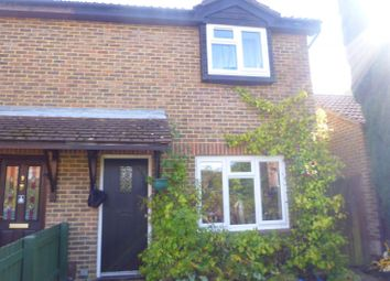 Thumbnail 3 bed terraced house to rent in Leith View, North Holmwood, Dorking