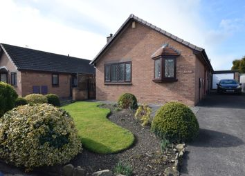 Thumbnail 3 bed detached bungalow for sale in Holgate Road, Pontefract