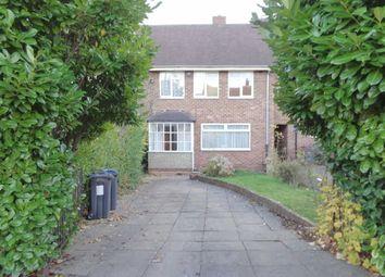 Thumbnail 3 bed terraced house for sale in Garretts Green Lane, Garretts Green, Birmingham