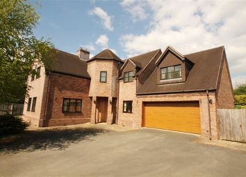 Thumbnail 5 bed detached house for sale in Treflach, Oswestry
