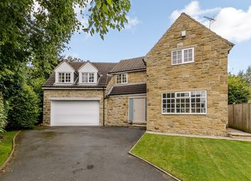 Thumbnail 4 bed detached house for sale in Lea Croft, Clifford, Wetherby