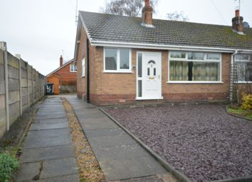 Thumbnail 2 bed bungalow to rent in Milton Drive, Wistaston, Crewe
