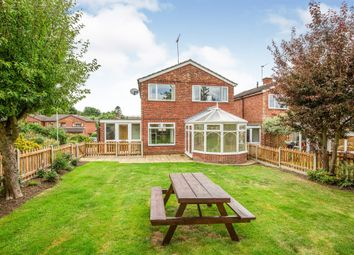 Thumbnail 3 bed link-detached house for sale in The Knoll, Framlingham, Woodbridge