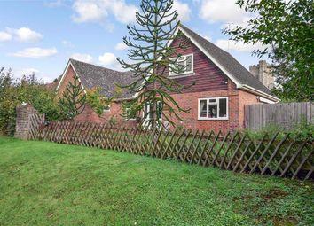Thumbnail 4 bed bungalow for sale in Church Lane, Newington, Sittingbourne, Kent