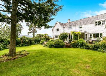 Thumbnail 4 bed farmhouse for sale in Ffordd Gyffylog, Eglwysbach, Colwyn Bay