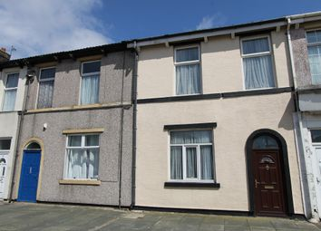 Thumbnail 2 bed terraced house for sale in North Albert Street, Fleetwood