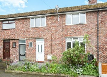 Thumbnail 3 bed terraced house for sale in Chestnut Close, Cuddington, Northwich