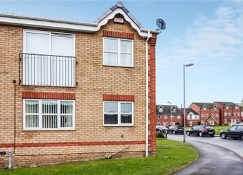 Thumbnail 2 bedroom town house for sale in Buckingham Way, Castleford