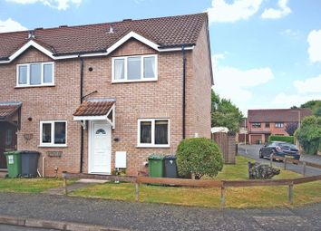Thumbnail 2 bed terraced house for sale in Field Farm Mews, Belmont, Hereford