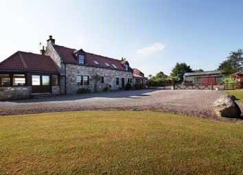 Thumbnail 3 bed detached house for sale in Whitehills Farm, Bogside, Alloa