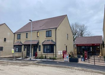 Thumbnail 3 bed semi-detached house for sale in Redwing Gate, Dursley