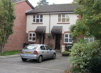 Thumbnail 2 bedroom terraced house to rent in Amberwood, Ferndown
