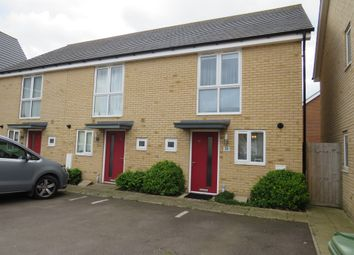 2 bed end terrace house for sale in Spitfire Road, Upper Cambourne, Cambridge CB23