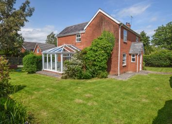 Thumbnail 4 bed detached house for sale in Station Road, Minety, Malmesbury