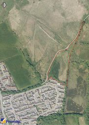 Thumbnail Land for sale in Concorde Drive, Tonyrefail, Porth
