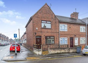 Thumbnail 2 bed terraced house for sale in Macclesfield Street, Burslem, Stoke-On-Trent