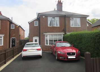 Thumbnail 3 bed semi-detached house for sale in Barkby Road, Syston