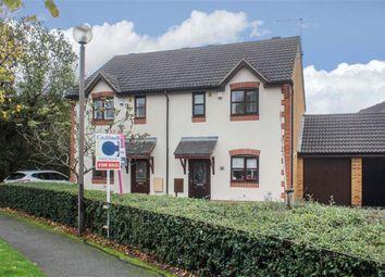 Thumbnail 3 bedroom semi-detached house for sale in Ealing Chase, Monkston, Milton Keynes, Bucks
