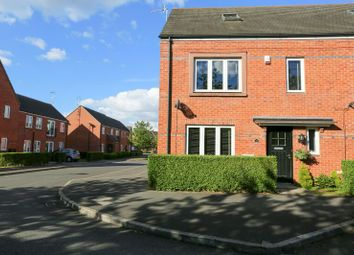Thumbnail 4 bed end terrace house for sale in Parkgate Road, West Timperley, Altrincham