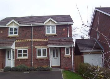 Thumbnail 2 bed semi-detached house to rent in Centurion Way, Credenhill, Hereford