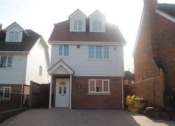 Thumbnail 4 bed detached house to rent in Garden Road, Tonbridge