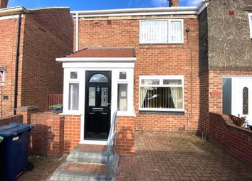 Thumbnail 2 bed semi-detached house for sale in Rotherham Road, Redhouse, Sunderland