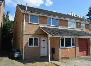 Thumbnail 3 bed end terrace house for sale in Oleander Crescent, Cherry Lodge, Northampton