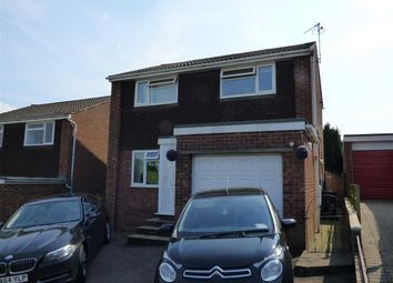 Thumbnail 3 bedroom detached house to rent in Primrose Way, Lydney