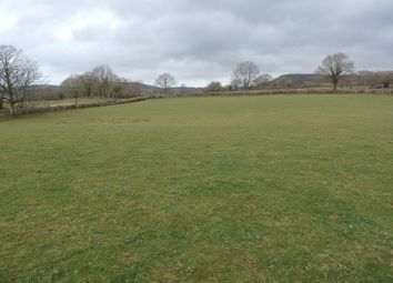 Thumbnail Land for sale in Cilycwm, Llandovery