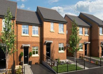 Thumbnail 3 bed terraced house for sale in The Kendal Gibfield Park Avenue, Atherton, Manchester