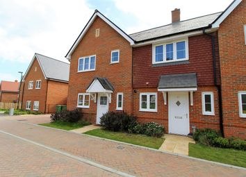 Thumbnail 2 bed terraced house for sale in Carter Drive, Wickhurst Green, Broadbridge Heath