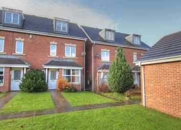 Thumbnail 4 bed semi-detached house for sale in Fenwick Way, Consett