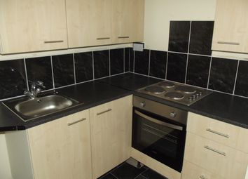 Thumbnail 1 bed flat to rent in Whalley Road, Accrington