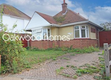 Thumbnail 2 bed detached bungalow for sale in Millmead Avenue, Cliftonville, Margate