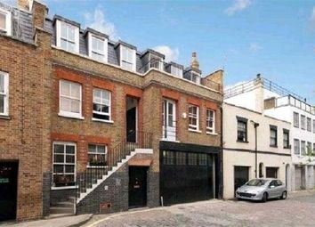 Thumbnail 4 bed flat to rent in 5 Weymouth Mews, London W1G, London,