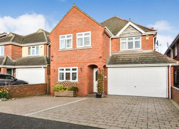 Thumbnail 5 bed detached house for sale in Corasway, Benfleet