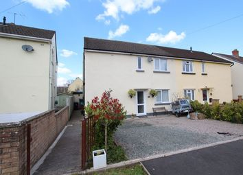 Thumbnail 3 bed semi-detached house for sale in Adelaide Gardens, Brecon