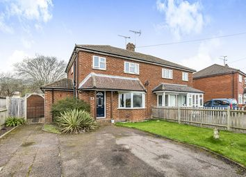 Thumbnail 3 bed semi-detached house for sale in Dynes Road, Kemsing, Sevenoaks