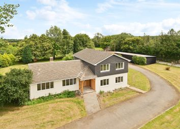 Thumbnail 5 bed detached house for sale in Lymbridge Green, Stowting Common, Ashford