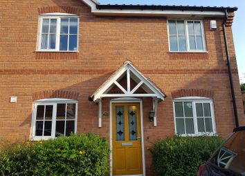 Thumbnail 3 bedroom semi-detached house for sale in Digby Court, Mansfield Woodhouse, Mansfield