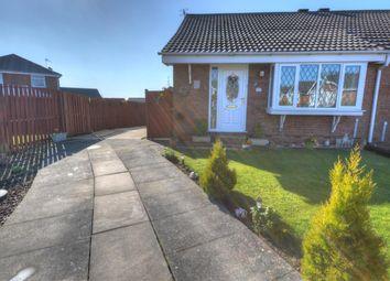 Thumbnail 2 bed semi-detached bungalow for sale in Troutsdale Close, Bridlington